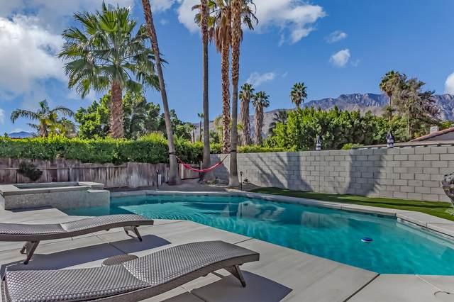1253 E Via Escuela, Palm Springs, CA 92262 (MLS #219039040) :: The John Jay Group - Bennion Deville Homes