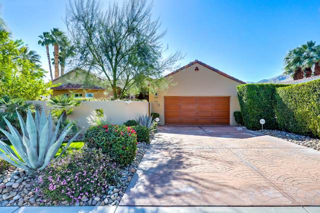 175 E Mesquite Avenue, Palm Springs, CA 92264 (MLS #219039084) :: The Sandi Phillips Team