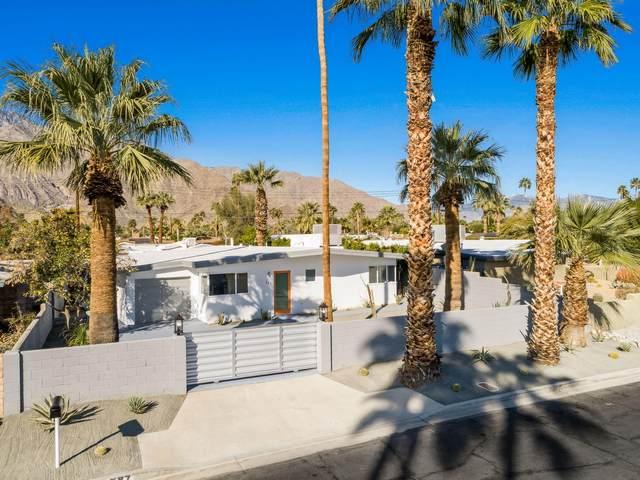 587 N Calle Marcus, Palm Springs, CA 92262 (MLS #219039100) :: KUD Properties