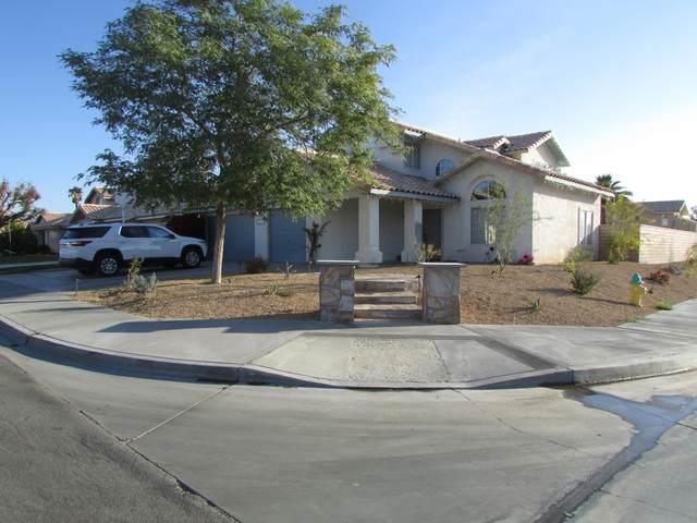 44180 Tiara Place, La Quinta, CA 92253 (MLS #219039109) :: The Sandi Phillips Team