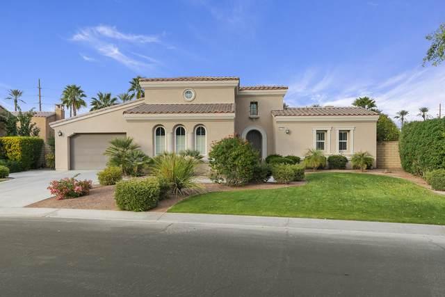 81706 Rancho Santana Drive, La Quinta, CA 92253 (#219039475) :: The Pratt Group