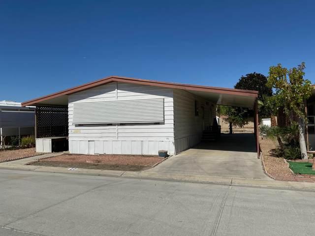 46618 Madison Street #23, Indio, CA 92201 (#219039516) :: The Pratt Group