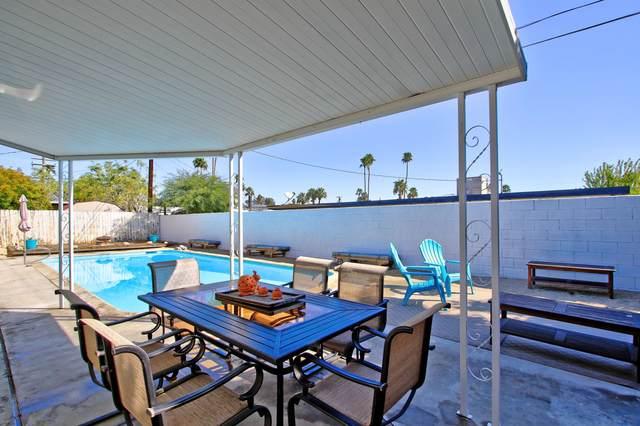 822 S Calle Santa Cruz, Palm Springs, CA 92264 (MLS #219039637) :: Deirdre Coit and Associates