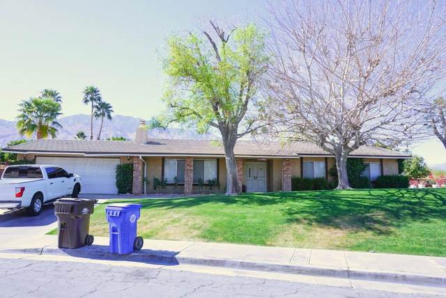 889 N Camino Condor, Palm Springs, CA 92262 (#219039714) :: The Pratt Group