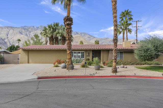 1493 N Vaquero Road, Palm Springs, CA 92262 (#219039886) :: The Pratt Group