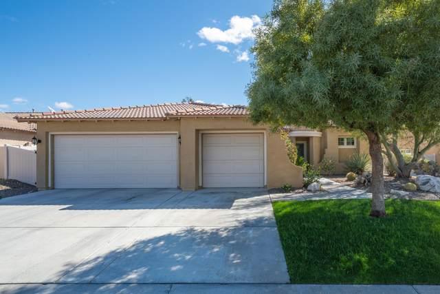 8974 Silver Star Avenue, Desert Hot Springs, CA 92240 (MLS #219040319) :: The Sandi Phillips Team