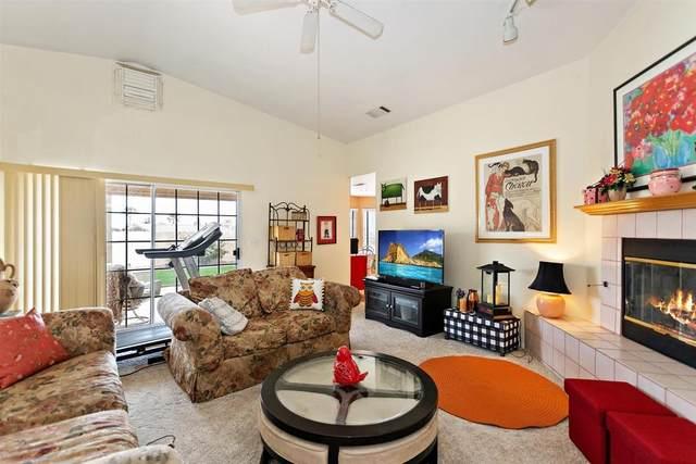 9661 Siwanoy Drive, Desert Hot Springs, CA 92240 (MLS #219040707) :: The John Jay Group - Bennion Deville Homes