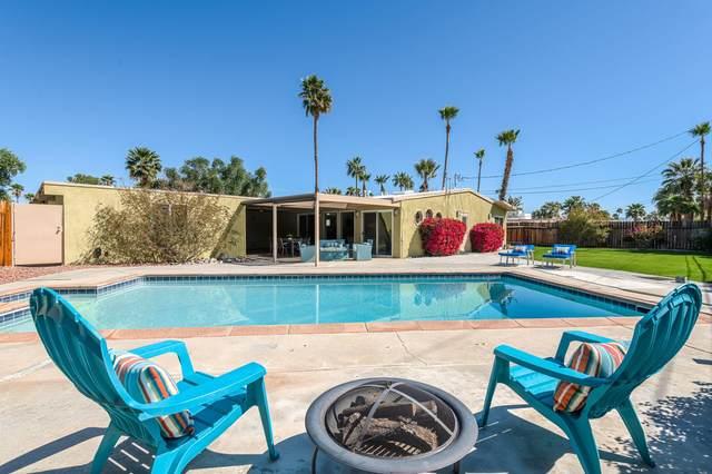 715 E Spencer Drive, Palm Springs, CA 92262 (#219040932) :: The Pratt Group