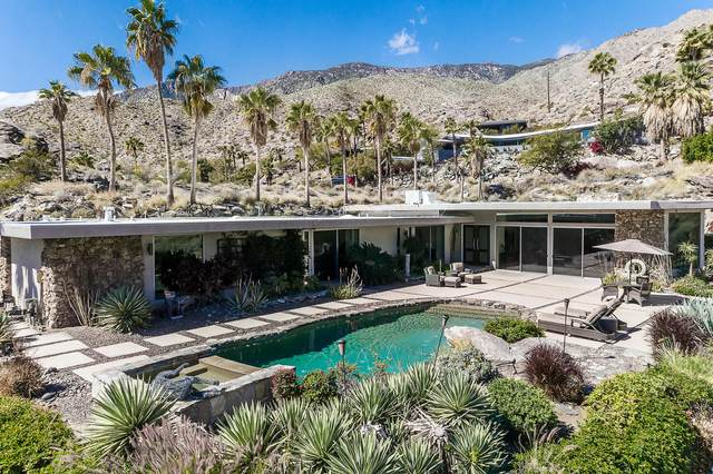 2481 Cahuilla Hills Drive, Palm Springs, CA 92264 (MLS #219041049) :: Mark Wise | Bennion Deville Homes