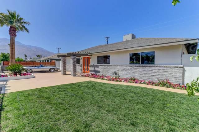 4240 Calle San Antonio, Palm Springs, CA 92264 (MLS #219041525) :: The Jelmberg Team