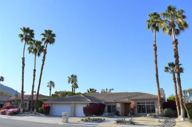 73182 Bel Air Road, Palm Desert, CA 92260 (MLS #219041556) :: The Jelmberg Team