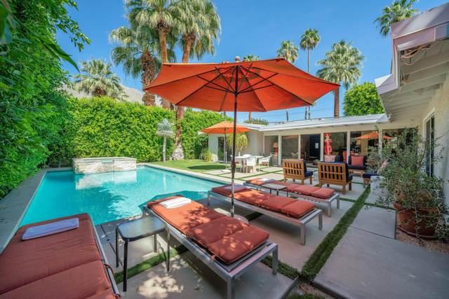 479 E Sonora Road, Palm Springs, CA 92264 (MLS #219042216) :: Brad Schmett Real Estate Group