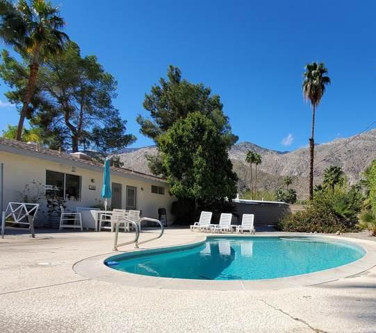 650 E Mesquite Avenue, Palm Springs, CA 92264 (MLS #219042305) :: The Sandi Phillips Team