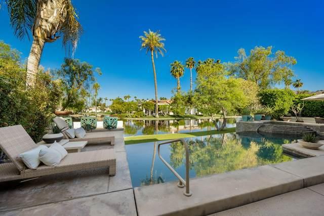 44820 Lakeside Drive, Indian Wells, CA 92210 (MLS #219042505) :: The Sandi Phillips Team