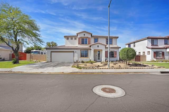 83902 Yosemite Drive, Indio, CA 92203 (MLS #219042515) :: Brad Schmett Real Estate Group