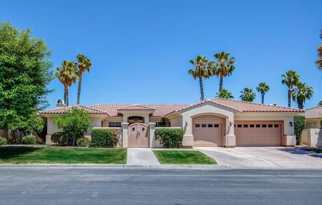 27 Via Elegante, Rancho Mirage, CA 92270 (MLS #219042846) :: The Sandi Phillips Team