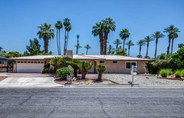 37190 Palmdale Road, Rancho Mirage, CA 92270 (MLS #219042847) :: The Sandi Phillips Team