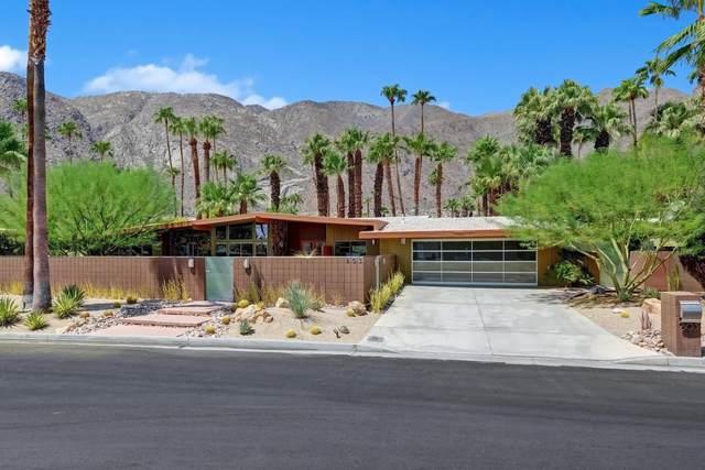 803 N High Road, Palm Springs, CA 92262 (#219043109) :: The Pratt Group