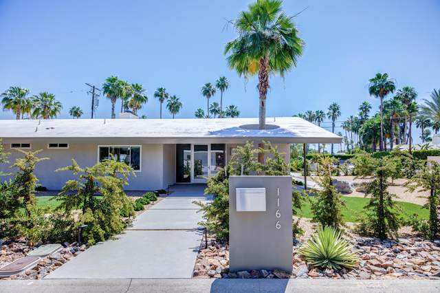 1166 Sagebrush Road, Palm Springs, CA 92264 (MLS #219043127) :: Brad Schmett Real Estate Group