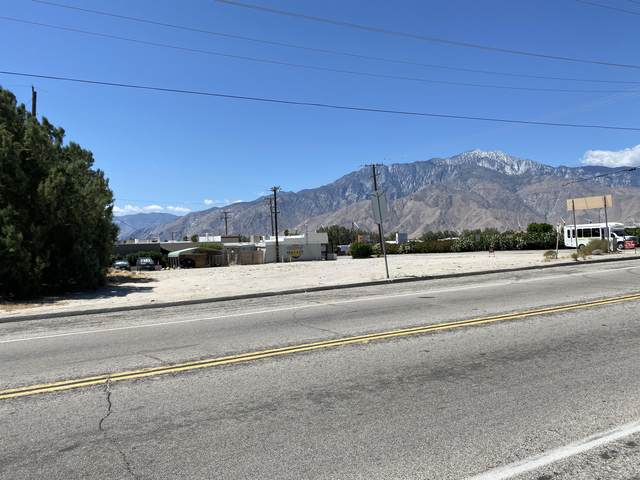 Lot 3 Corner Dillon And Indian, Palm Springs, CA 92258 (MLS #219043176) :: The Jelmberg Team