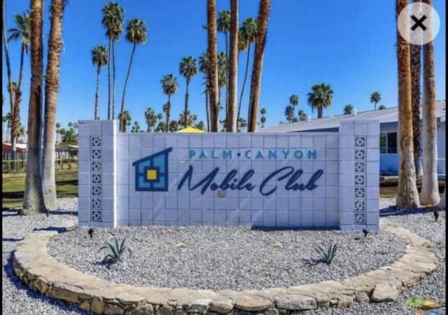 154 Pali Drive, Palm Springs, CA 92264 (MLS #219043229) :: Mark Wise | Bennion Deville Homes