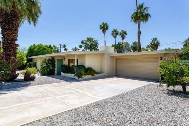 1883 E Alejo Road, Palm Springs, CA 92262 (MLS #219043574) :: Brad Schmett Real Estate Group