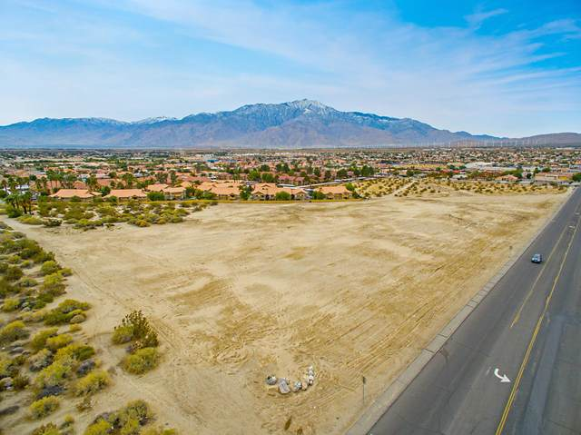 0 Hacienda Avenue, Desert Hot Springs, CA 92240 (#219043612) :: The Pratt Group