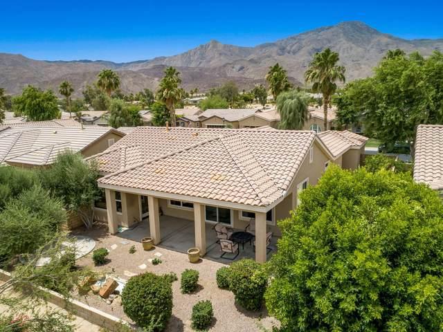 61524 Topaz Drive, La Quinta, CA 92253 (#219043729) :: The Pratt Group