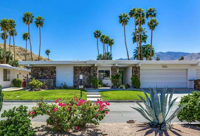 1555 E Canyon Estates Drive, Palm Springs, CA 92264 (MLS #219043753) :: Brad Schmett Real Estate Group