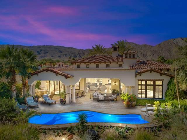 52965 Latrobe Lane, La Quinta, CA 92253 (MLS #219043840) :: The John Jay Group - Bennion Deville Homes