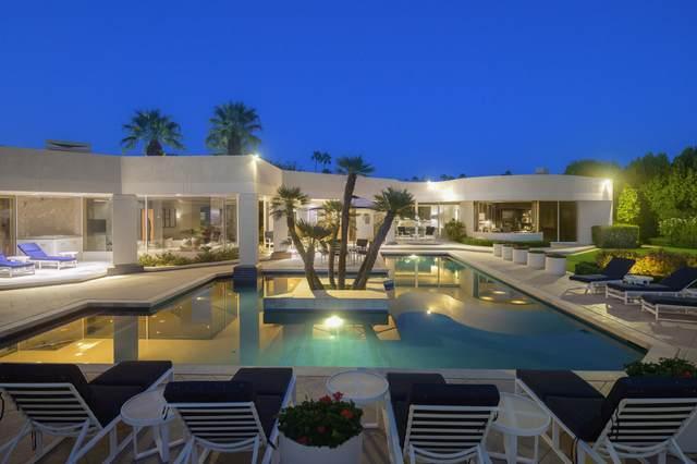 74125 Quail Lakes Drive, Indian Wells, CA 92210 (MLS #219044045) :: The John Jay Group - Bennion Deville Homes
