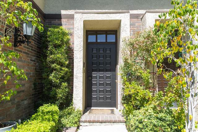885 S Orange Grove Boulevard, Pasadena, CA 91105 (MLS #219044168) :: The Sandi Phillips Team