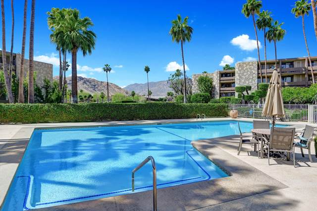 1660 S La Reina Way, Palm Springs, CA 92264 (MLS #219044188) :: Desert Area Homes For Sale