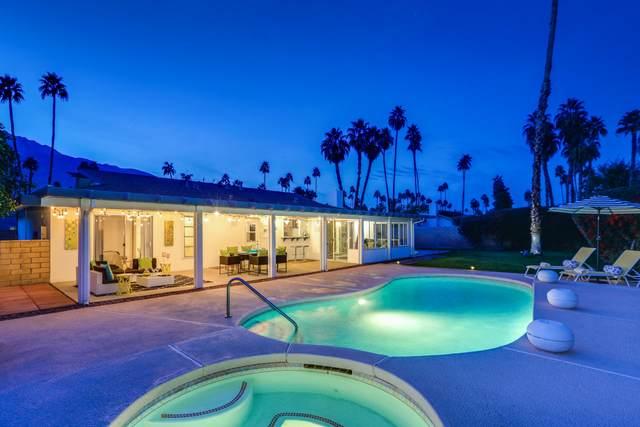 1390 S San Joaquin Drive, Palm Springs, CA 92264 (#219044391) :: The Pratt Group
