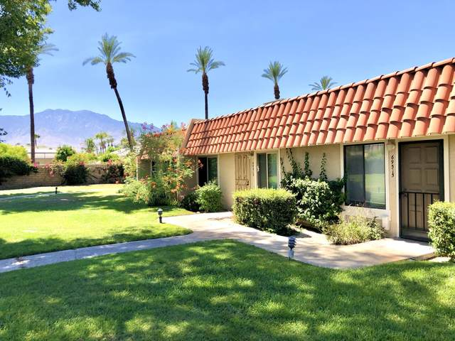 69515 Iberia Court, Rancho Mirage, CA 92270 (MLS #219044407) :: The John Jay Group - Bennion Deville Homes