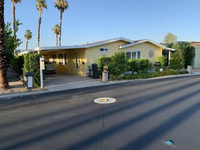 73450 Country Club Dr Drive #124, Palm Desert, CA 92260 (MLS #219044505) :: The Sandi Phillips Team