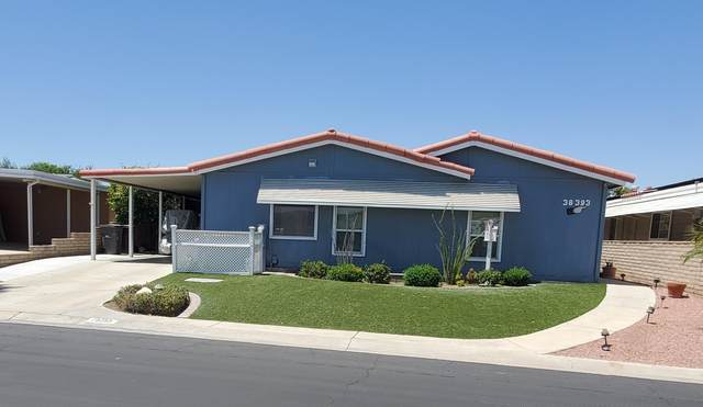 38393 Fawn Springs Drive, Palm Desert, CA 92260 (MLS #219044727) :: The Sandi Phillips Team