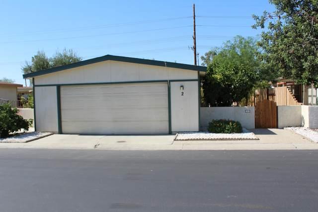 81641 Avenue 48 #2, Indio, CA 92201 (MLS #219044884) :: Hacienda Agency Inc