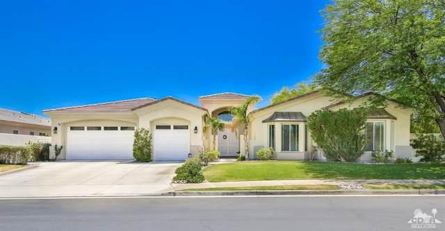 15 Calais Circle, Rancho Mirage, CA 92270 (MLS #219045158) :: The John Jay Group - Bennion Deville Homes