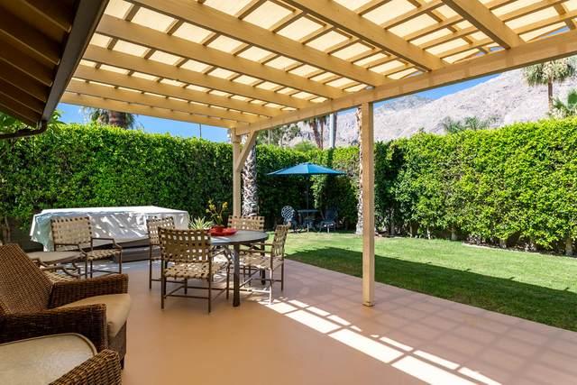 542 S Calle Ajo, Palm Springs, CA 92264 (MLS #219045243) :: Hacienda Agency Inc