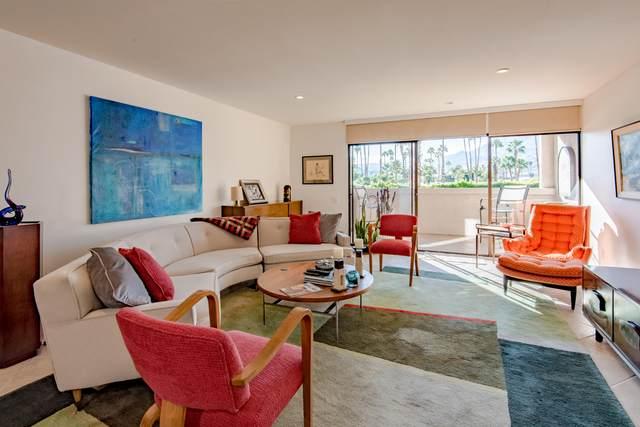 2696 S Sierra Madre, Palm Springs, CA 92264 (MLS #219045469) :: The John Jay Group - Bennion Deville Homes