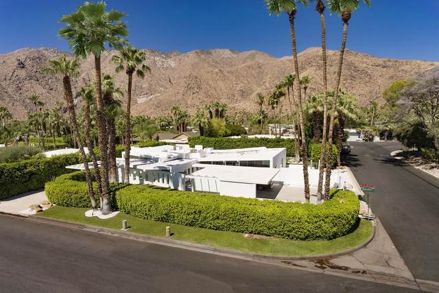 1295 N Via Monte Vista, Palm Springs, CA 92262 (MLS #219045553) :: The John Jay Group - Bennion Deville Homes