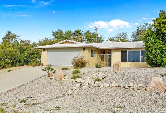 66936 Desert View Avenue, Desert Hot Springs, CA 92240 (#219045605) :: The Pratt Group