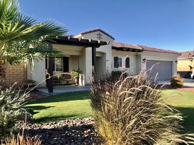 84090 Bella Roma Lane, Coachella, CA 92236 (MLS #219045670) :: Brad Schmett Real Estate Group