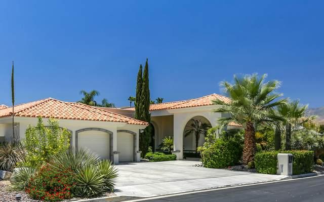208 Crystal Bay Court, Rancho Mirage, CA 92270 (MLS #219045737) :: The Sandi Phillips Team
