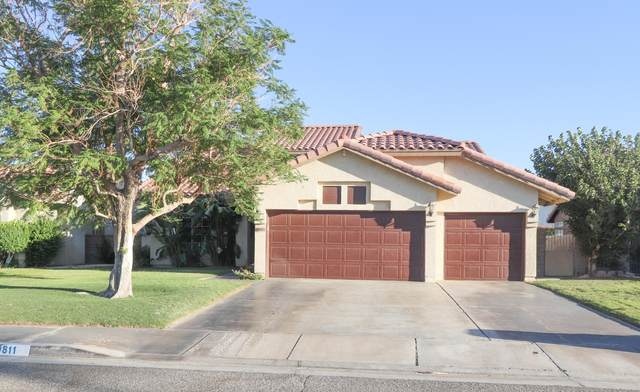 69811 Willow Lane, Cathedral City, CA 92234 (MLS #219045766) :: Mark Wise | Bennion Deville Homes