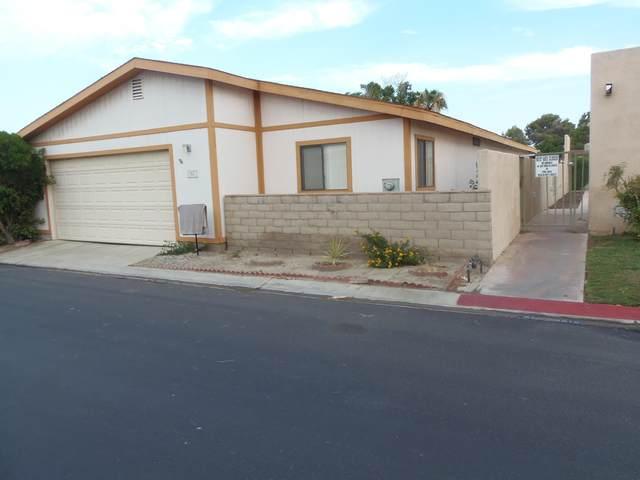 81641 Avenue 48 #97, Indio, CA 92201 (MLS #219045907) :: The Jelmberg Team