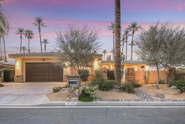 75290 Desert Park Dr., Indian Wells, CA 92210 (MLS #219045914) :: The John Jay Group - Bennion Deville Homes