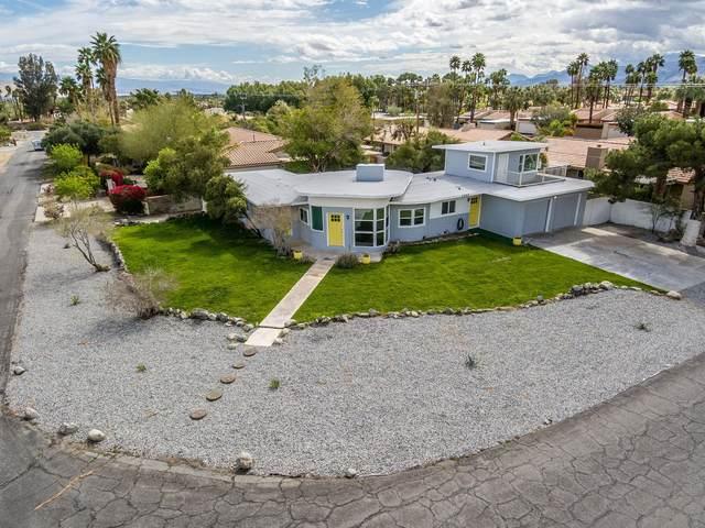 2860 N De Anza Road, Palm Springs, CA 92262 (MLS #219045959) :: Brad Schmett Real Estate Group
