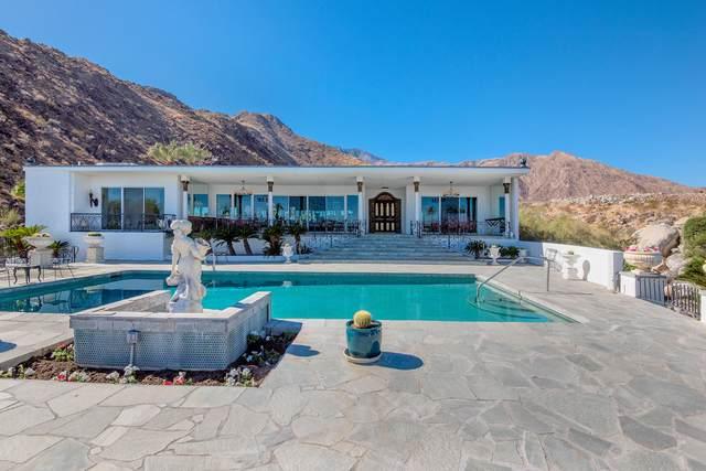 1090 W Cielo Drive, Palm Springs, CA 92264 (MLS #219045994) :: Hacienda Agency Inc